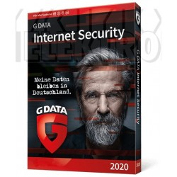 G DATA InternetSecurity 2020 3PC´s
