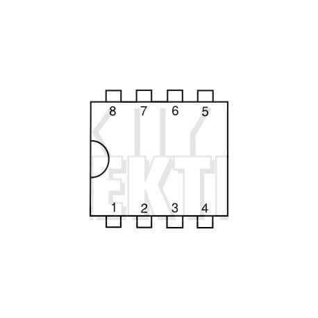 IC Linear TDA4601