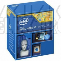 CPU Intel 1150 i3-4130 Ci3 Box (3,40G)