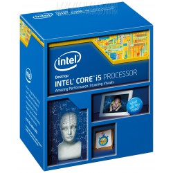 CPU Intel 1150 i5-4440 Ci5 Box (3,10G)