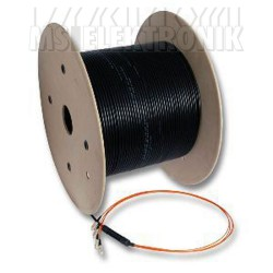 LWL Duplex Kabel SC/SC 4G 50/125µm, 200m